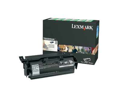 Cartus: Lexmark T650  T652  T654  T656 Hy Label