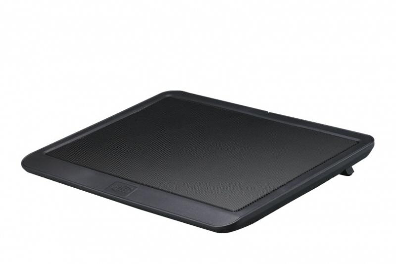 Stand Notebook Deepcool 14 1* Fan 140mm  1* Usb  Plastic & Metal  Black n19   Cpdn19