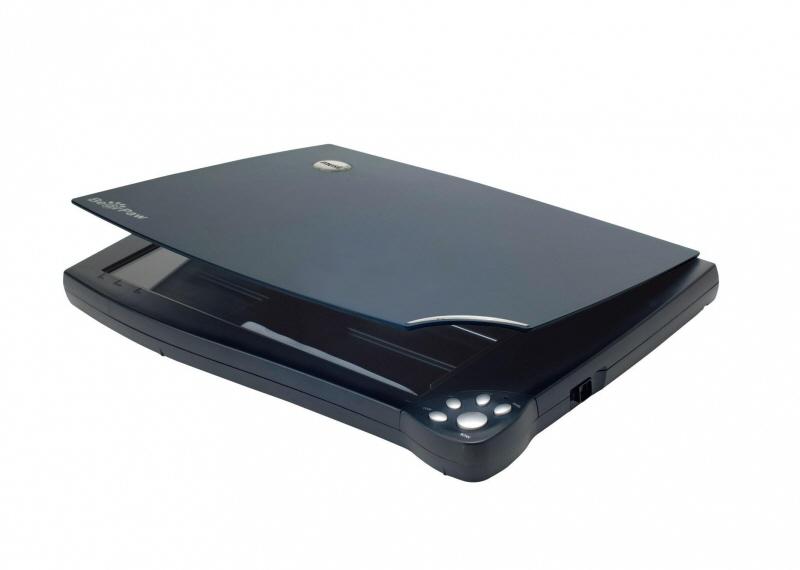Scanner Must Bearpaw 2448cu Pro Ii