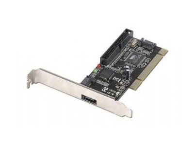Card Pci Adaptor La 2 X S-ata Int/ext + 1 Ide Inte