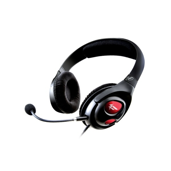 Casca Creative hs-800 Fatal1ty Gaming + Microfon 5