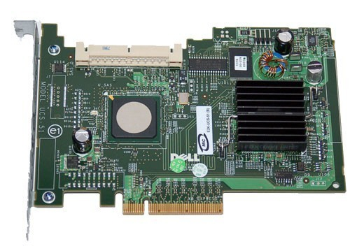 Controler Raid Dell Perc 5i/r; Pci-e 8x; cn0un9391374079400sm  0un939