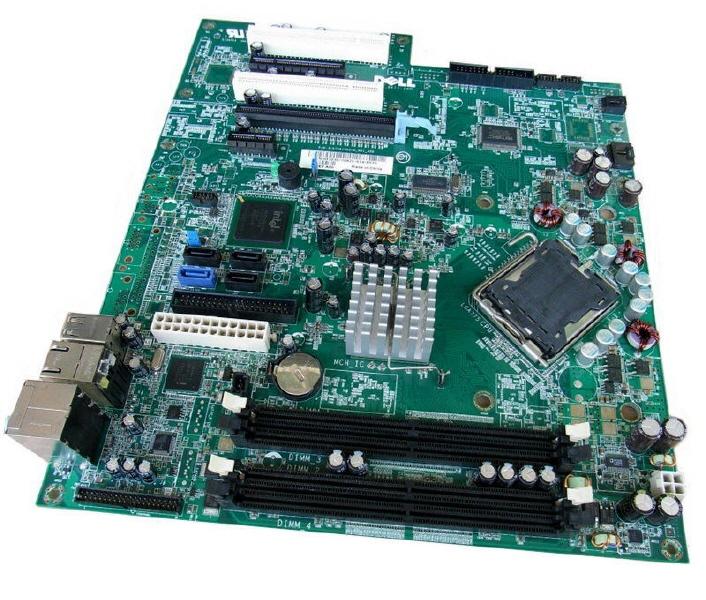 Placa De Baza Dell; Dimension 9200  Xps 410; Socket: Lga 775; Ram: Dd-ram2; 3xpci; 1xpci-e; 1xpci-e 4x; 1xpci-e 16x; Format: Atx; 0ct017  Ct017; Ref