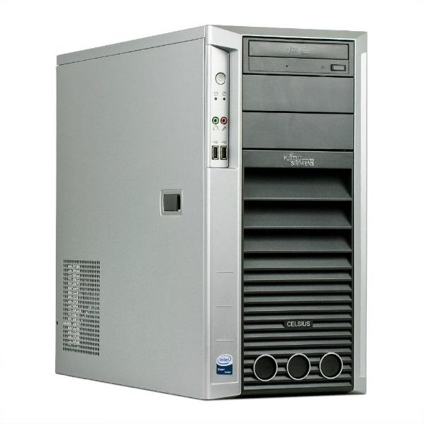 Fujitsu Celsius R540  2 X Intel Xeon E5502 1.8 Ghz  Tower