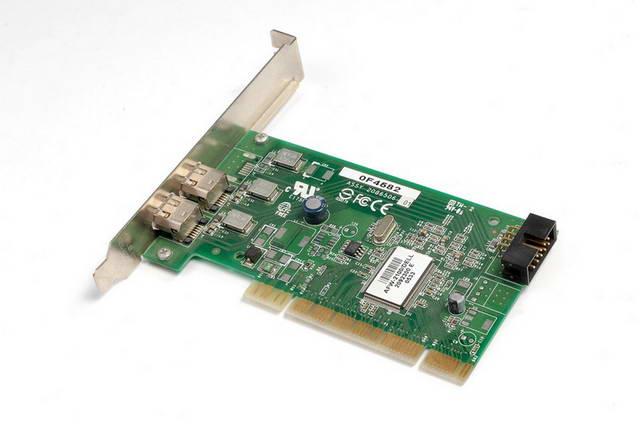 Controler Firewire Adaptec Afw-2100; Y9457; 0y9457