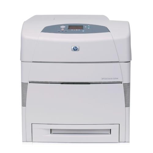 """Imprimanta LASER COLOR HP model: COLOR LASERJET 5550DN; format: A3; DUPLEX; RETEA; USB; PARALEL; SH; """"Q3715A"""""""