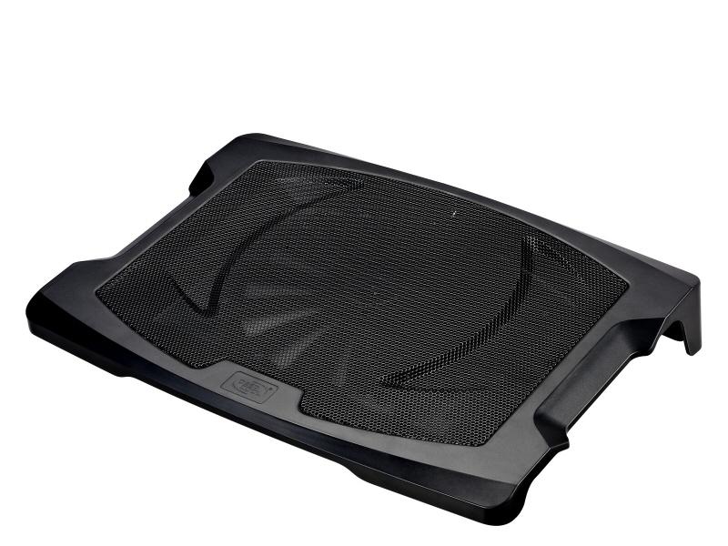 Stand Notebook Deepcool 17 1* Fan 200mm  1* Usb  Plastic & Metal  Black n600