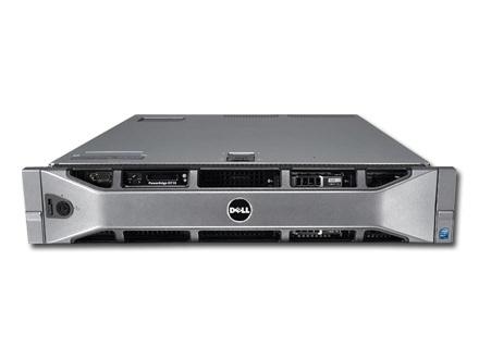 Dell Poweredge R710; 2 X Intel Hexa Core (x5660) 2