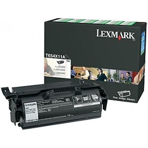 Cartus: Lexmark T654  T656 Extra Hy