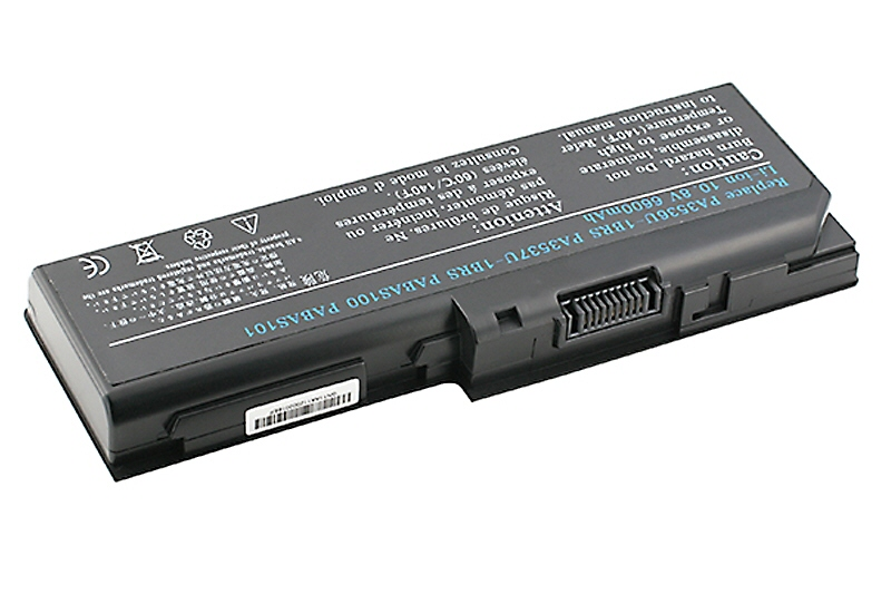 Acumulator Toshiba Satellite P200 Series Negru