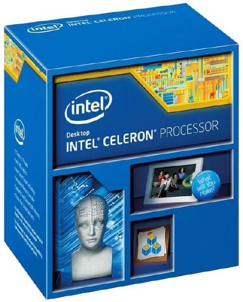 Cpu Intel Skt. 1150 Celeron Dual Core G1840  2c  2.8ghz  2mb Box bx80646g1840