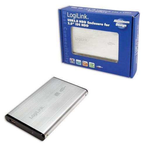 Logilink Hdd Encloser;ide La Usb 2.0  Aluminiu Ua0040a