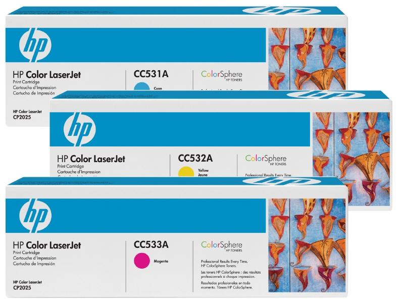 Cartus: Hp Color Laserjet Cp2025 Series Black