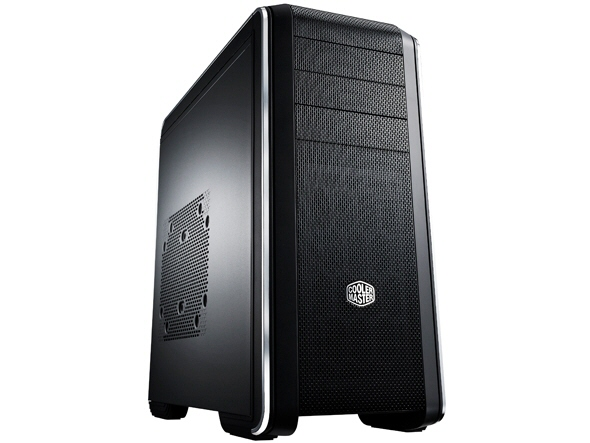 Carcasa Cooler Master. Cm 690 Iii  Mid-tower  Atx  1* 200mm & 1* 120mm Fan (inclus)  Black cms-693-kkn1