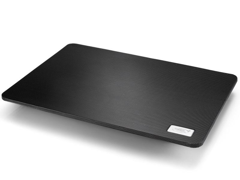 Stand Notebook Deepcool 15.6 1* Fan 180mm  1* Usb  Plastic & Metal  Black  Control Turatie n1