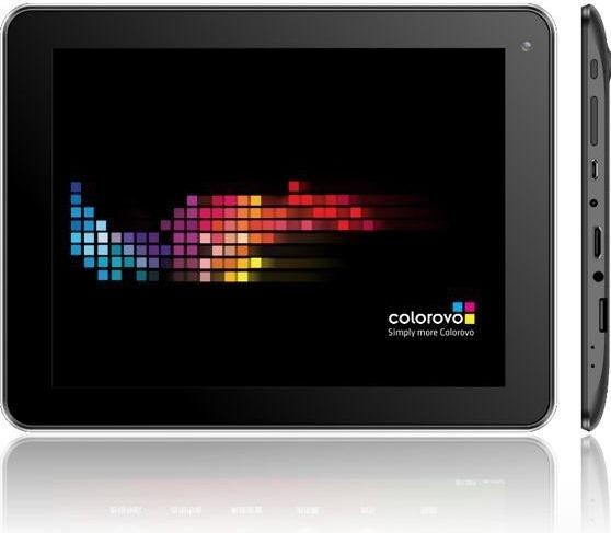 Tablet Colorovo Citytab Lite 8 1 2 Ghz 2core  8 Gb  1gb Ram  Black