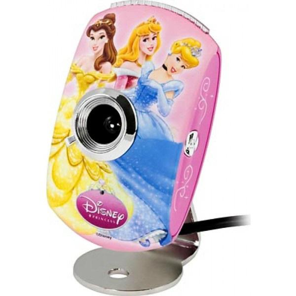 Webcam Cu Microfon Disney; Model: Dsy-mm312; 1.3 Mp Lichidare Ambalaj Deteriorat