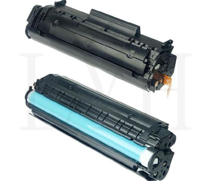 Toner Compatibil: Hp Lj 1010 Negru