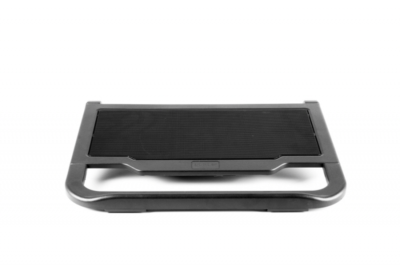 Stand Notebook Spacer 15.6 Plastic  Fan  2* Usb n1