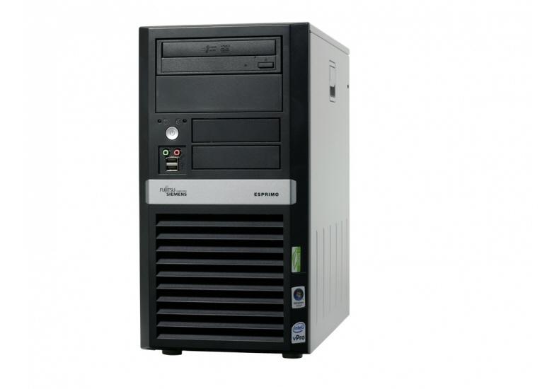 Fujitsu 5925  Intel Core 2 Duo E7200 2.5 Ghz  Tower