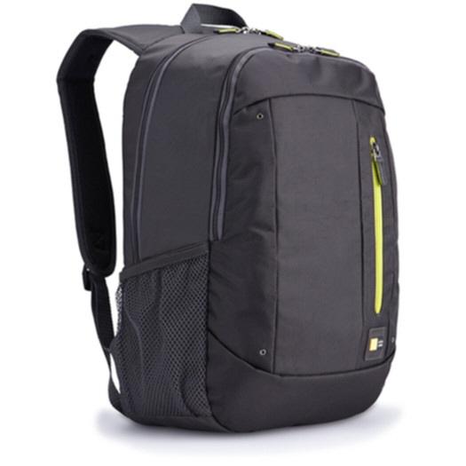 Rucsac Laptop 15.6 Case Logic  Buzunar Intern Tableta  Buzunar Frontal  Poliester  Gri wmbp115gy