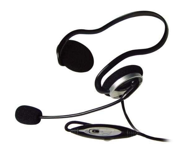 Casca Cu Microfon A4tech; Model: Hs-5p; Negru;