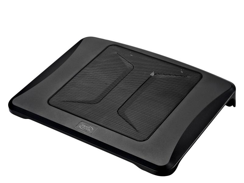 Stand Notebook Deepcool 15.6 1* Fan 200mm  1* Usb  Plastic & Metal  Black n300