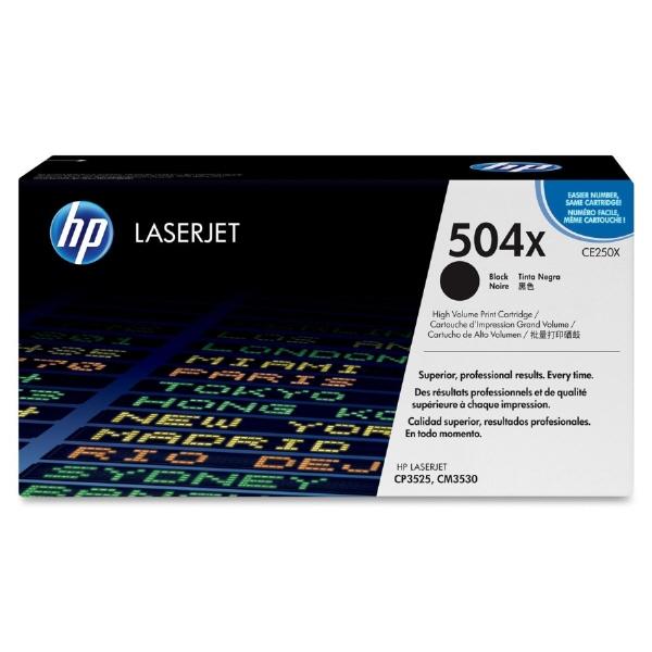 Cartus: Hp Color Laserjet Cp3525  Cm3530 Magenta