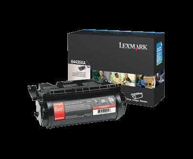 Cartus: Lexmark T640  642  644 Hy