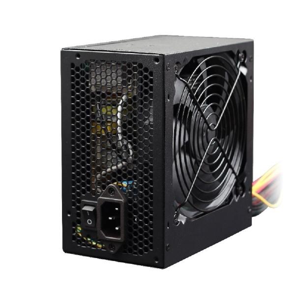 Sursa Atx/btx 500w   Ce  Pfc  12 Cm Fan  Black Pow