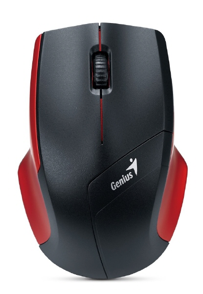 Mouse Genius; Model: Ns-6015; Red; Usb; Wireless