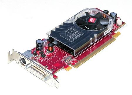 Ati Radeon 2400 Hd  256 Mb  Pci-e 16x Fara Dms-59