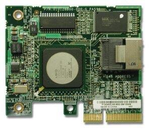 Controler Raid Ibm Br10il Sas/sata  X3200 M2  X3250 M2  X3350 Server; fru: 44x0411