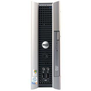 Dell Optiplex 755; Intel Core 2 Duo E4500 2.2 Ghz; Usff