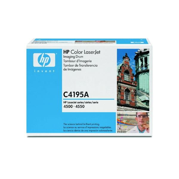 Cartus: Hp Color Laserjet 4500  4550 Series Magent