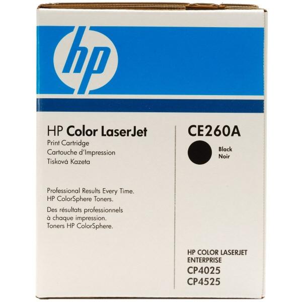 Cartus: Hp Color Laserjet Cp4525  Cm4530 Black Sta