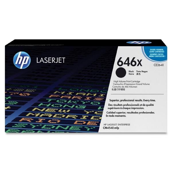 Cartus: Hp Color Laserjet Cm4540 Series Black