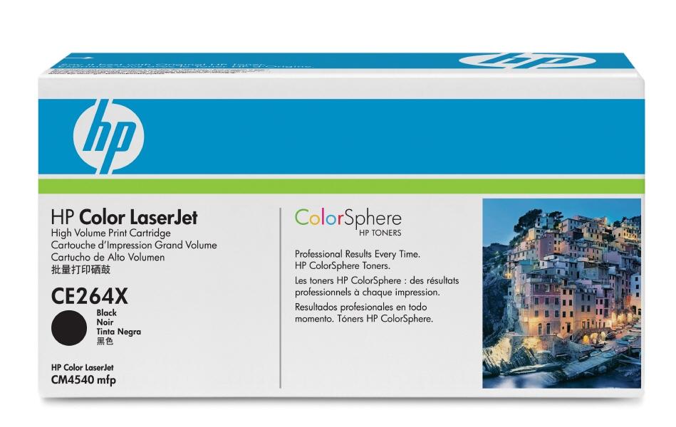 Cartus: Hp Color Laserjet Cm4540 Series Cyan