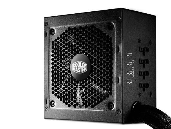 Sursa Cooler Master. G650m  650w (real)  Fan 120mm  80 Plus Bronze  4x Pci-e (6+2)  8x S-ata  Modulara rs650-amaab1-eu