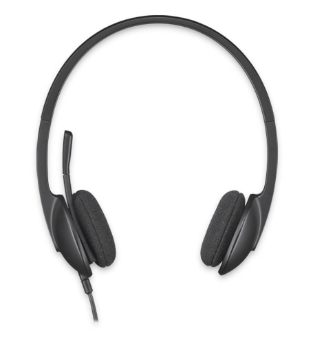Casca Logitech h340 Stereo Headset With Microphone