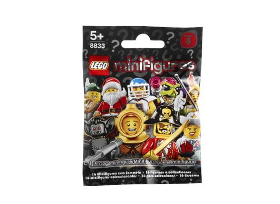 Minifiguri Lego Seria 8 (8833)