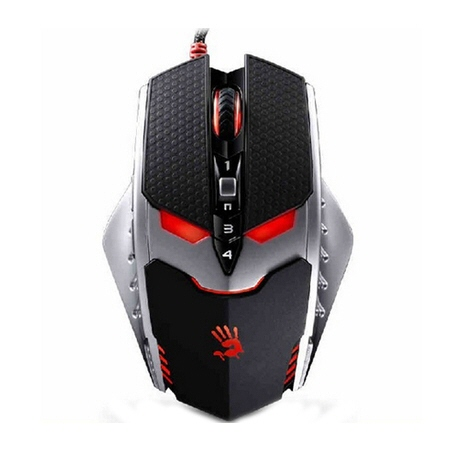 Mouse A4tech Gaming V8 8200dpi usb black  Activate