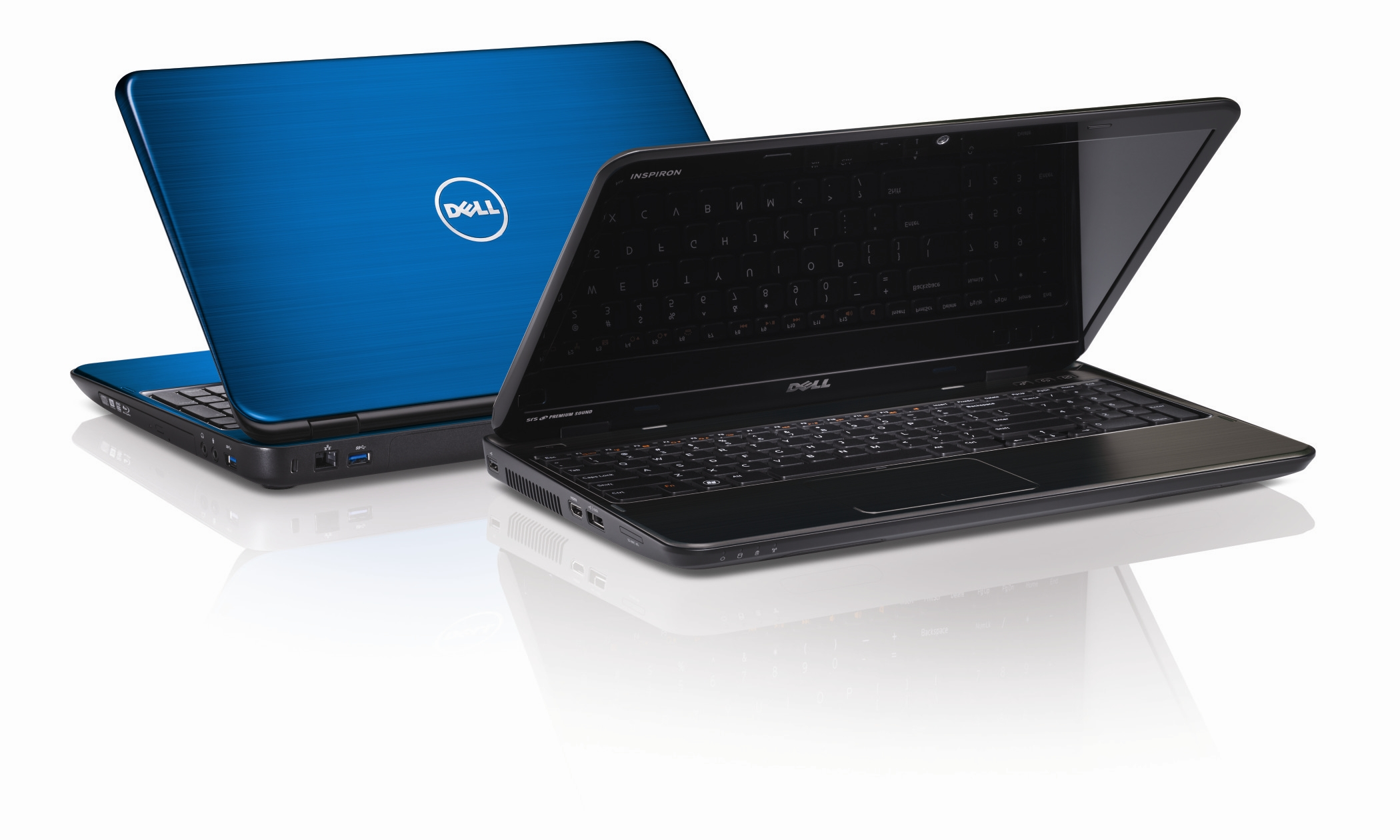 Laptop Dell Inspiron N5110; Core I7 2.2 Ghz; 4 Gb; 500 Gb; Nvidia; Dvdrwbd; 15.6 Inch; Refurbished;