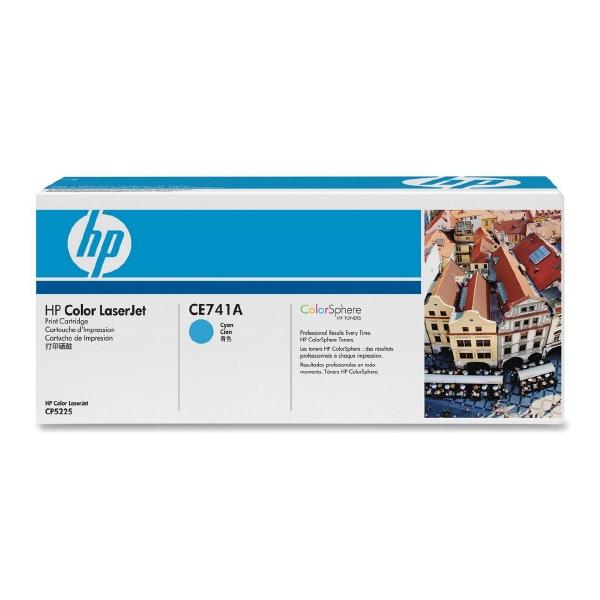 Cartus: Hp Color Laserjet Cp5225 Cyan