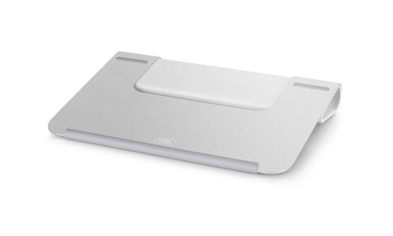 Stand Notebook Deepcool 15.6. 5* Usb 3.0  Aluminiu Pur  White & Grey  u Hub