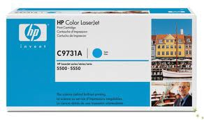 Cartus: Hp Color Laserjet 5500  5550 Series With C