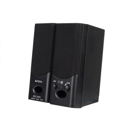 Boxe 2.0 A4tech Rms: 2*6w  Black  as-6-b 673403001001