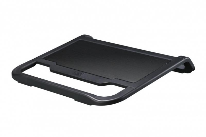 Stand Notebook Deepcool 15.6 1* Fan 120mm  1* Usb  Plastic & Metal  Black n200 199 001 001 /150942.1   Cpdn200