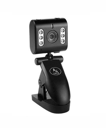 Camera Web A4tech 5mp (soft)  Cmos 640x480  Night Vision  Led  pk-333e Ean-4711421718882