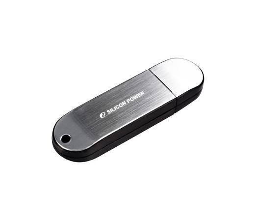 Usb Stick Silicon Power; Model: Luxmini910; Capacitate: 32 Gb; Interfata: 2.0; Culoare: Gri